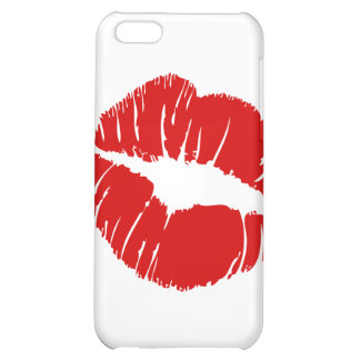 Big large lips kiss giant lips huge kissing mouth case for iPhone 5C