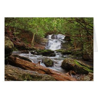 Big Laurel Falls Card
