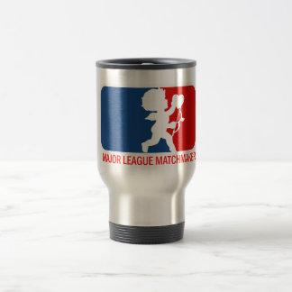 Big League Matchmaker Coffee Mugs