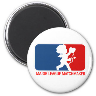 Big League Matchmaker Fridge Magnets