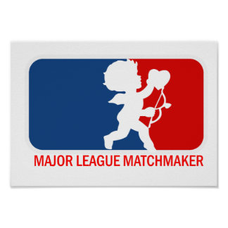 Big League Matchmaker Poster