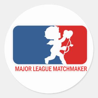 Big League Matchmaker Stickers