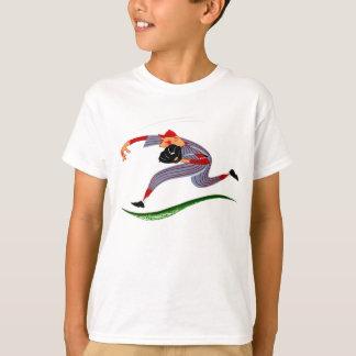 Big League Pitcher Children's Shirt Design