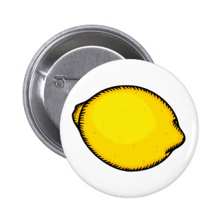 Big Lemon Button