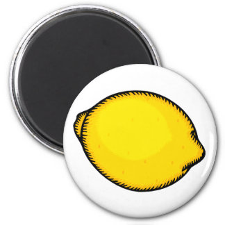 Big Lemon Magnet