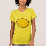 Big Lemon Tee Shirts