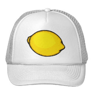 Big Lemon Trucker Hat