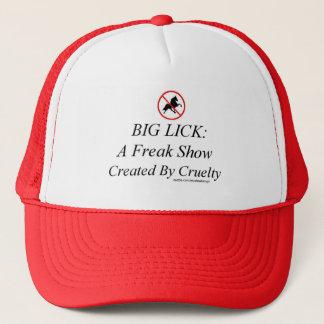 Big Lick: A Freak Show Created By Cruelty Trucker Hat