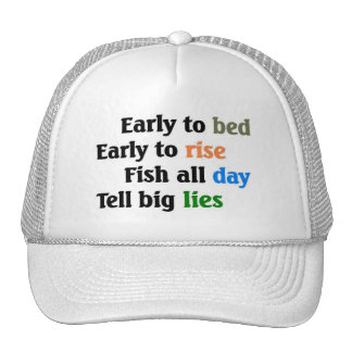 Big Lies Trucker Hat