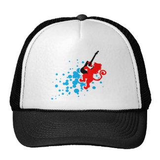 Big Lion Polo Rock Trucker Hat