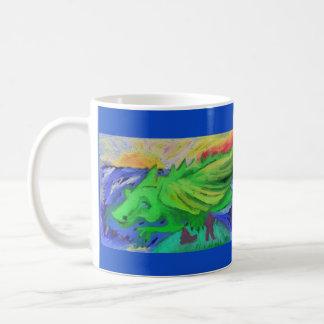 """""""Big Little World"""" Classic Mug"""