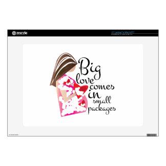 """Big Love 15"""" Laptop Skin"""