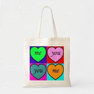 Big love? Big bag!