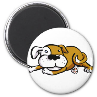 Big Love Dog Magnet