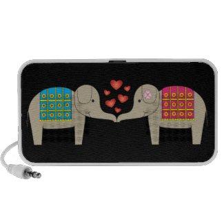 'Big Love' Speakers doodle
