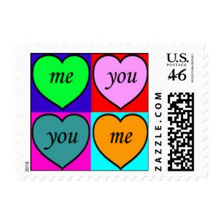 Big Love Stamp