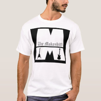 Big M with cool font and guitars T-Shirt