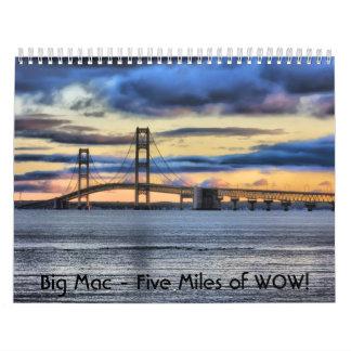 Big Mac Calendar - 2009