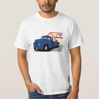 Big Mack on white T-Shirt