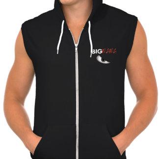 BIG MAMÁ American Apparel California Fleece Jersey Con Capucha