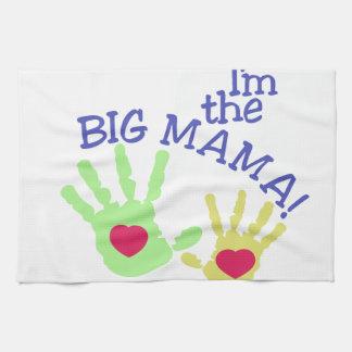 Big Mama Hand Towel