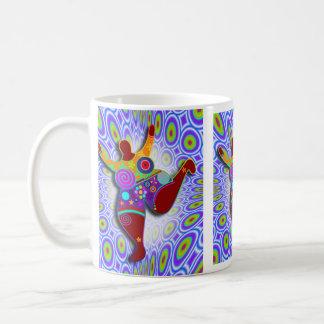 BIG MAMA / POWER WOMAN - I can do it Classic White Coffee Mug