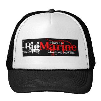 Big Marines! Trucker Hat