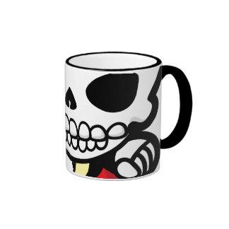 Big Mic Ringer Coffee Mug