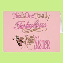 Big, Middle & Little Sisters Card