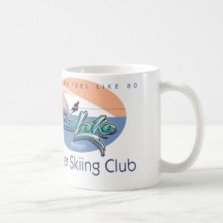 Big Mike, Gun Lake Front Classic White Coffee Mug