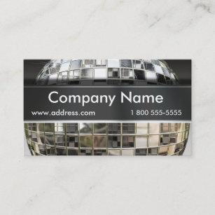 Mirror Business Cards Zazzle