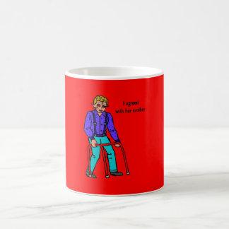 BIG mistake! Coffee Mug