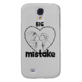 BIG MISTAKE GALAXY S4 COVERS