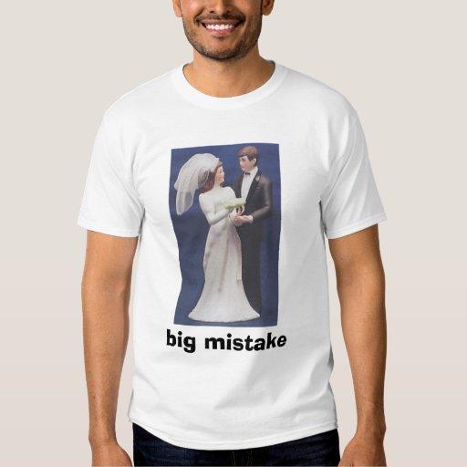 Big Mistake Tees Zazzle