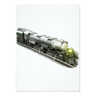 Big Model Steamer Card