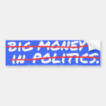 Big Money In (out) Sticker
