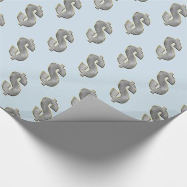 Big Money Wrapping Paper