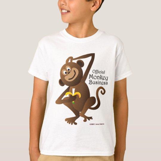 Big Monkey Shirt