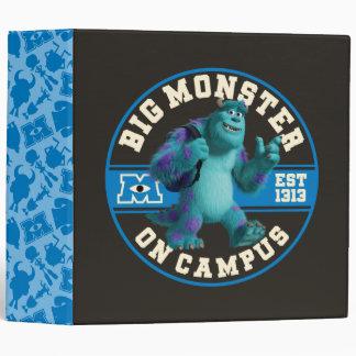 Big Monster on Campus Binder