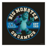 Big Monster on Campus Poster