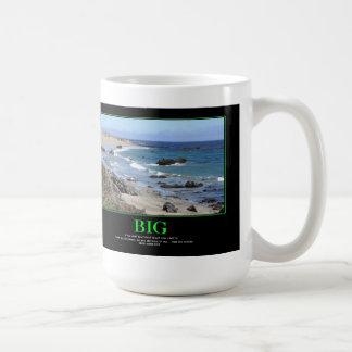 BIG Motivator Cup Better than Coffee Coffee Mug