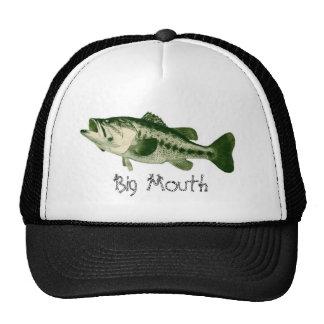 Big Mouth Bass Mesh Hat