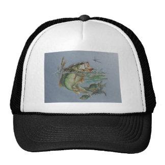 Big Mouth Bass Hat