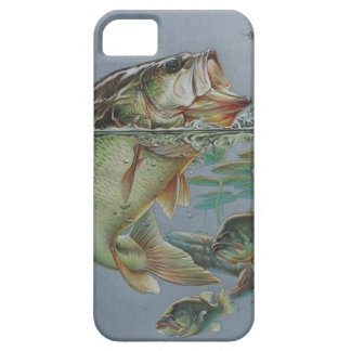 Big Mouth Bass iPhone SE/5/5s Case