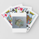 Big Mouth Bass Poker Cards