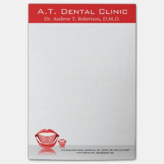 Big Mouth Dental Dentist Large Post-it® Notes