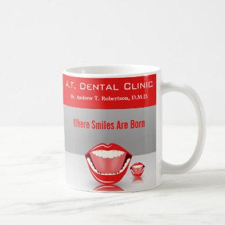 Big Mouth Dental Dentist Promotional Mug