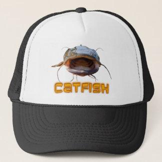Big Mouth Fishing Trucker Hat