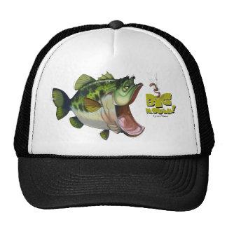 Big Mouth Mesh Hats