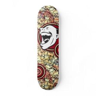 BIG MOUTH Skateboard skateboard